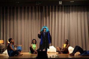 Das Hope Theatre Nairobi zu Gast im Ev. Mörike, Stuttgart