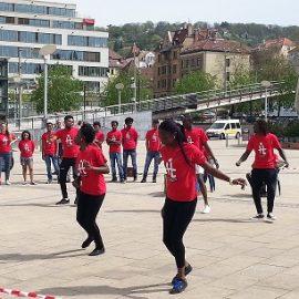 Das Hope Theatre Nairobi zu Gast beim Ev. Mörike