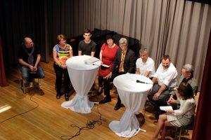 Sommerfest: Festakt mit Gesprächsrunde