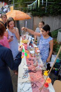 Sommerfest: Selbstgemachtes am Kreativmarkt