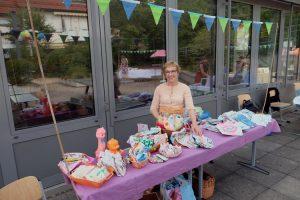 Sommerfest: Allerlei Schönes auf dem Kreativmarkt