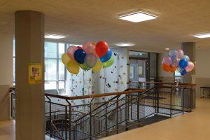 Sommerfest: Luftballons