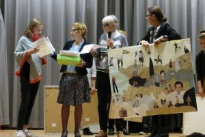 Preisverleihung am Abend der Künste: Kunstpreis