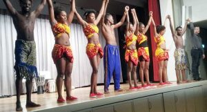 Hope Theatre Nairobi: Aufführung im Evang. Mörike