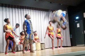 Hope Theatre Nairobi zu Gast im Evang. Mörike