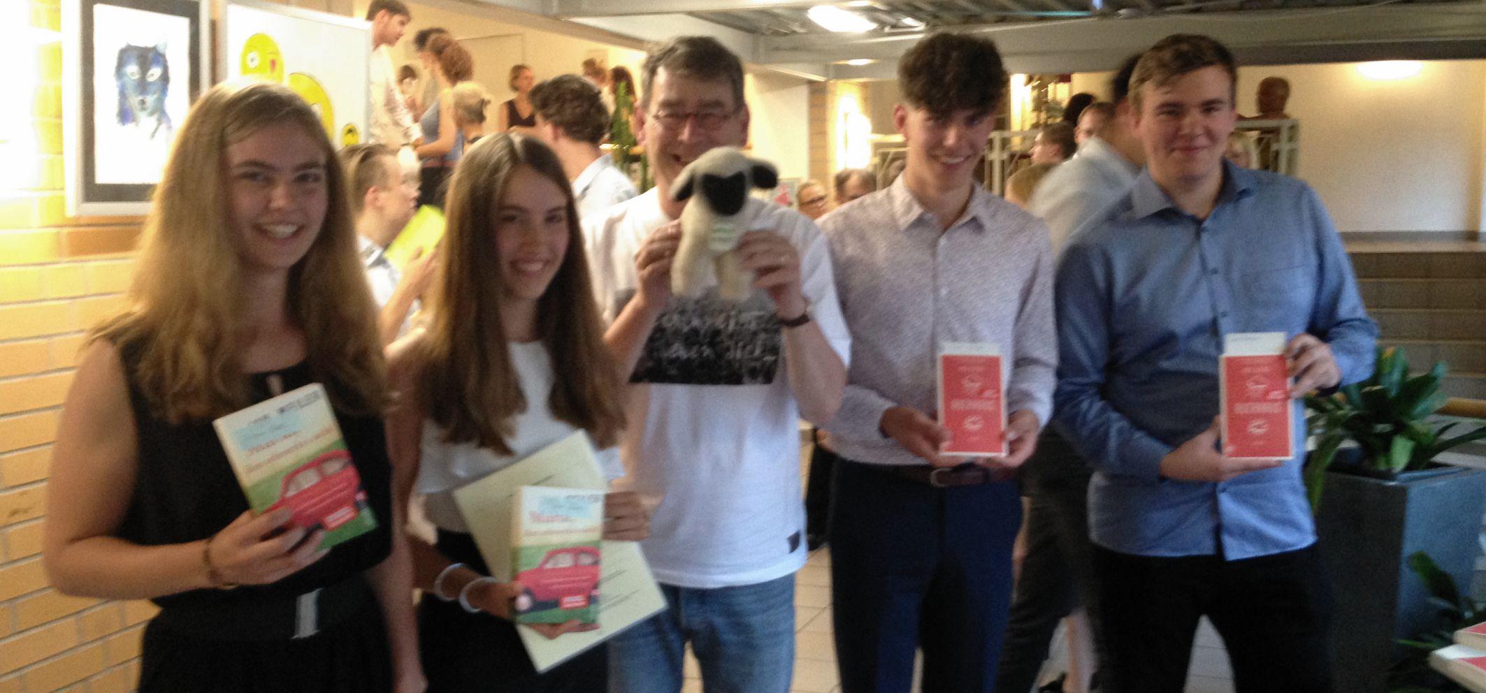 Büchergeschenke zum Abitur 2018