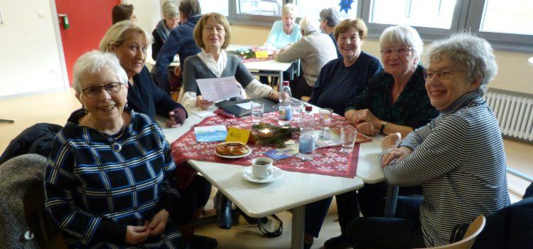 Ehemaligen-Treffen des Evangelischen Mörike am 1.12.2018