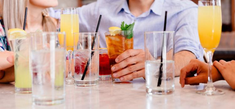 Kühle Getränke für Veranstaltungen