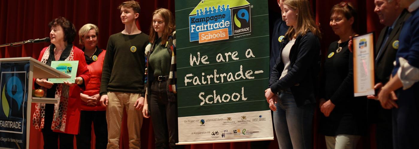 Das MÖRIKE ist Fair-Trade-Schule!