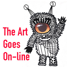 The Art Goes On-line: Kunstwettbewerb 2020